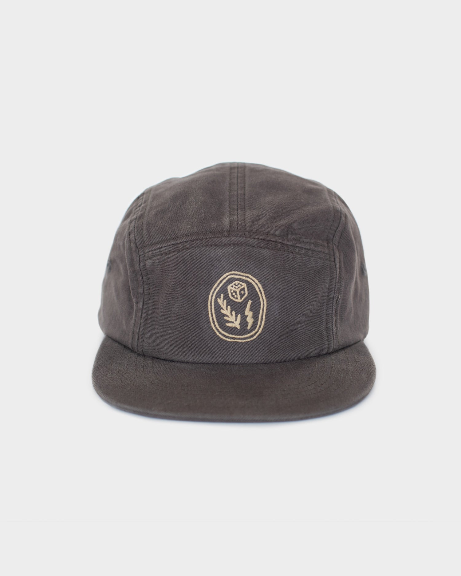 Gamble 5 Panel Cap