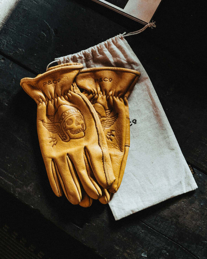 Godspeed Leather Gloves