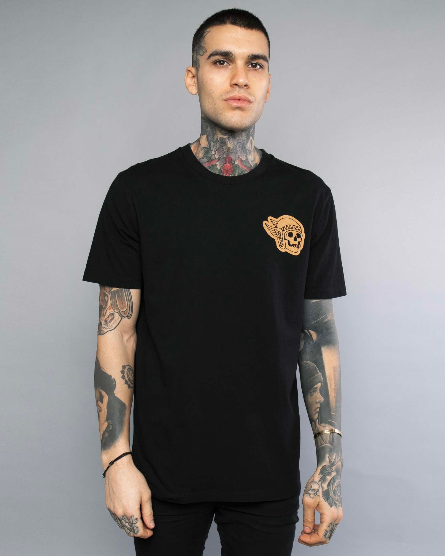 Mens Godspeed Black T-Shirt