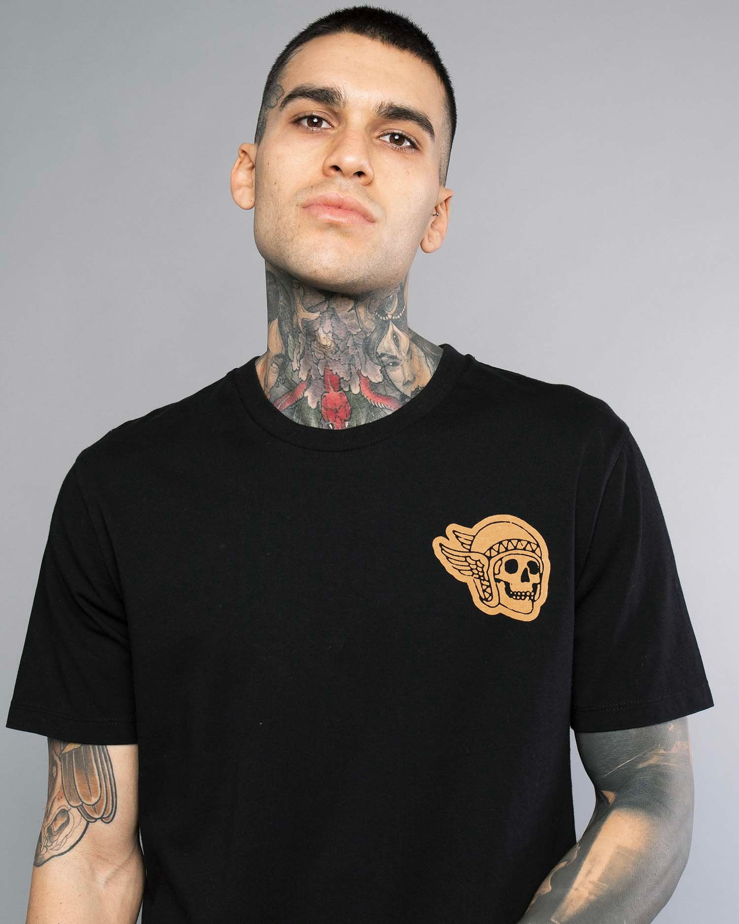 Mens Godspeed Black Tee