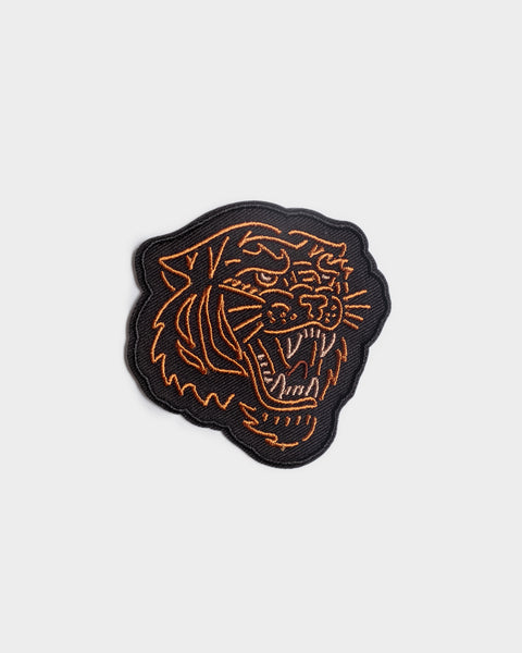 Tiger Patch For Denim Jackets