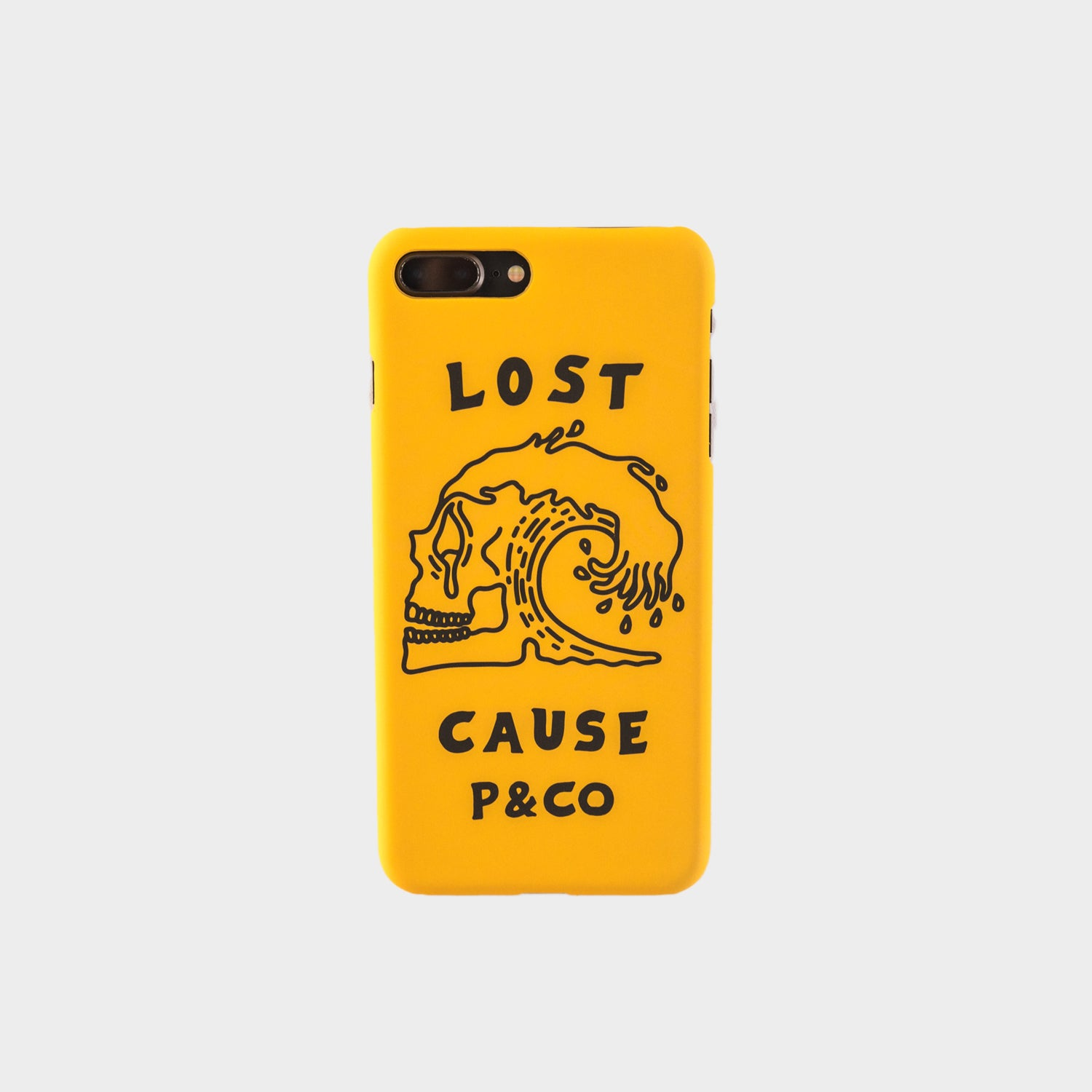 P&Co - Lost Cause Iphone Case 7/7+, 8/8+, X - Provision & Co