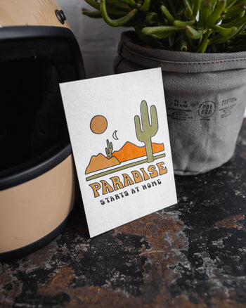 Paradise Postcard Pack