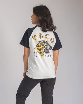 Cheetah Raglan T-Shirt