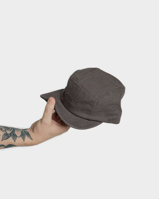 Soft Brim 5 Panel Cap