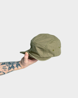How To Wear 5 Panel Olive Cap