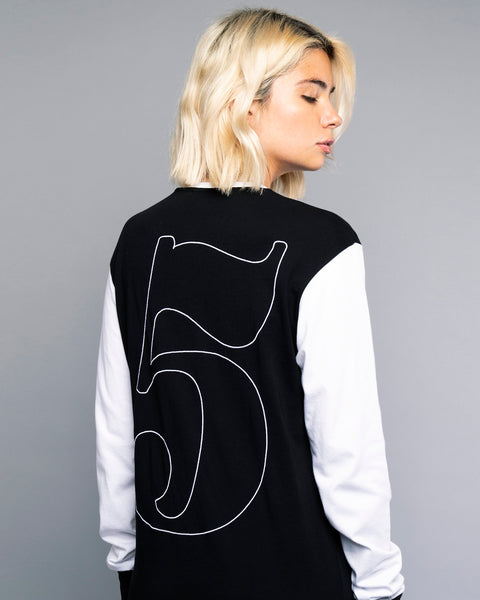 5 Years Wild Long Sleeve T-Shirt Back