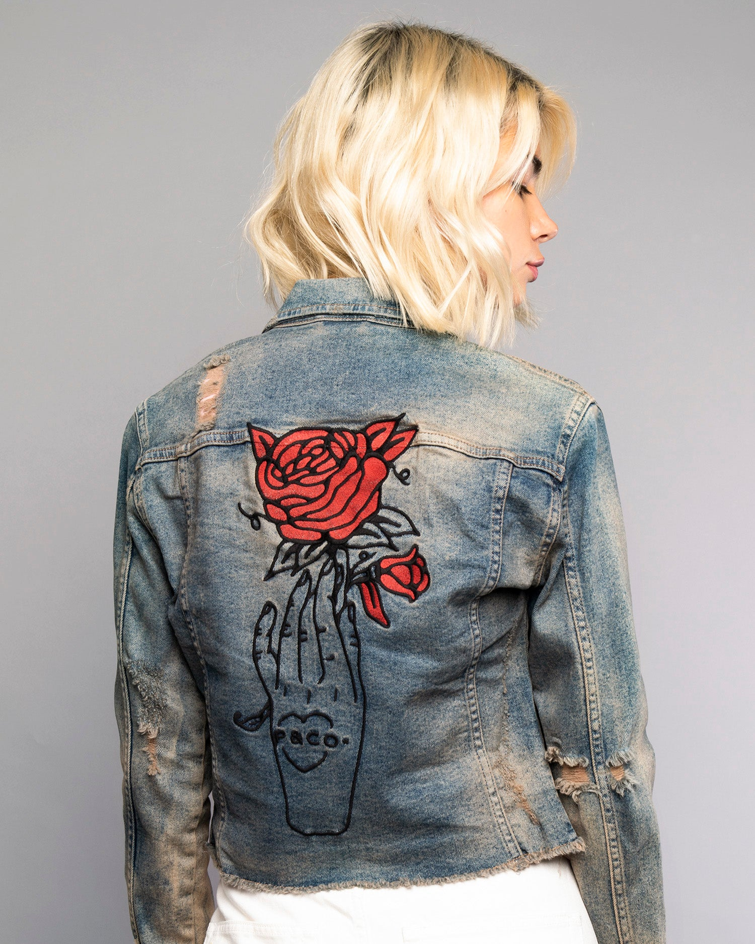 Juliet Denim Jacket