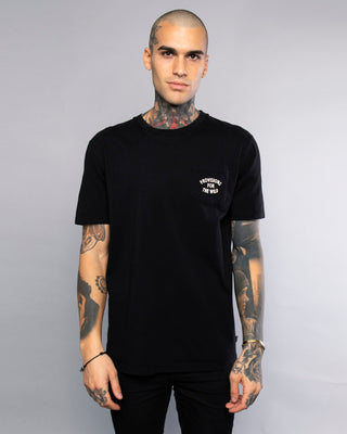 Anti Boring Life Mens Black T-Shirt