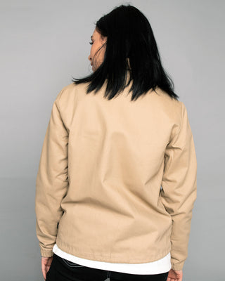 P&Co Womens Logo Stone Coach jacket