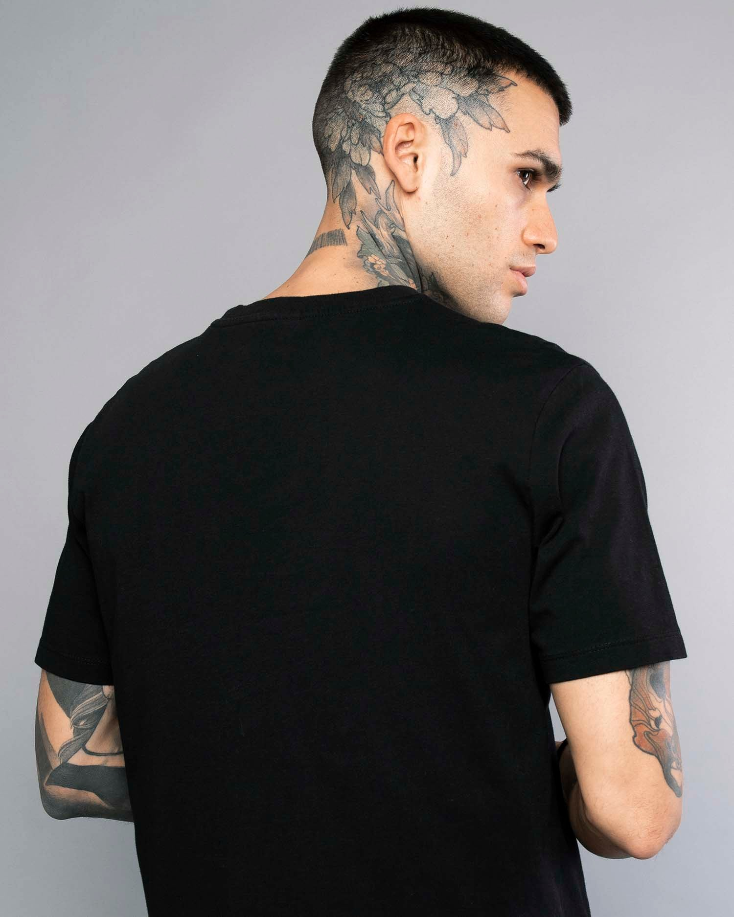 Mens Black Godspeed T-Shirt