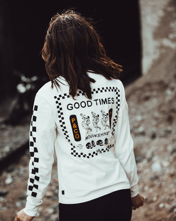 P&Co Good times long sleeve