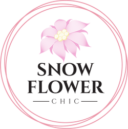 Snow Flower Chic
