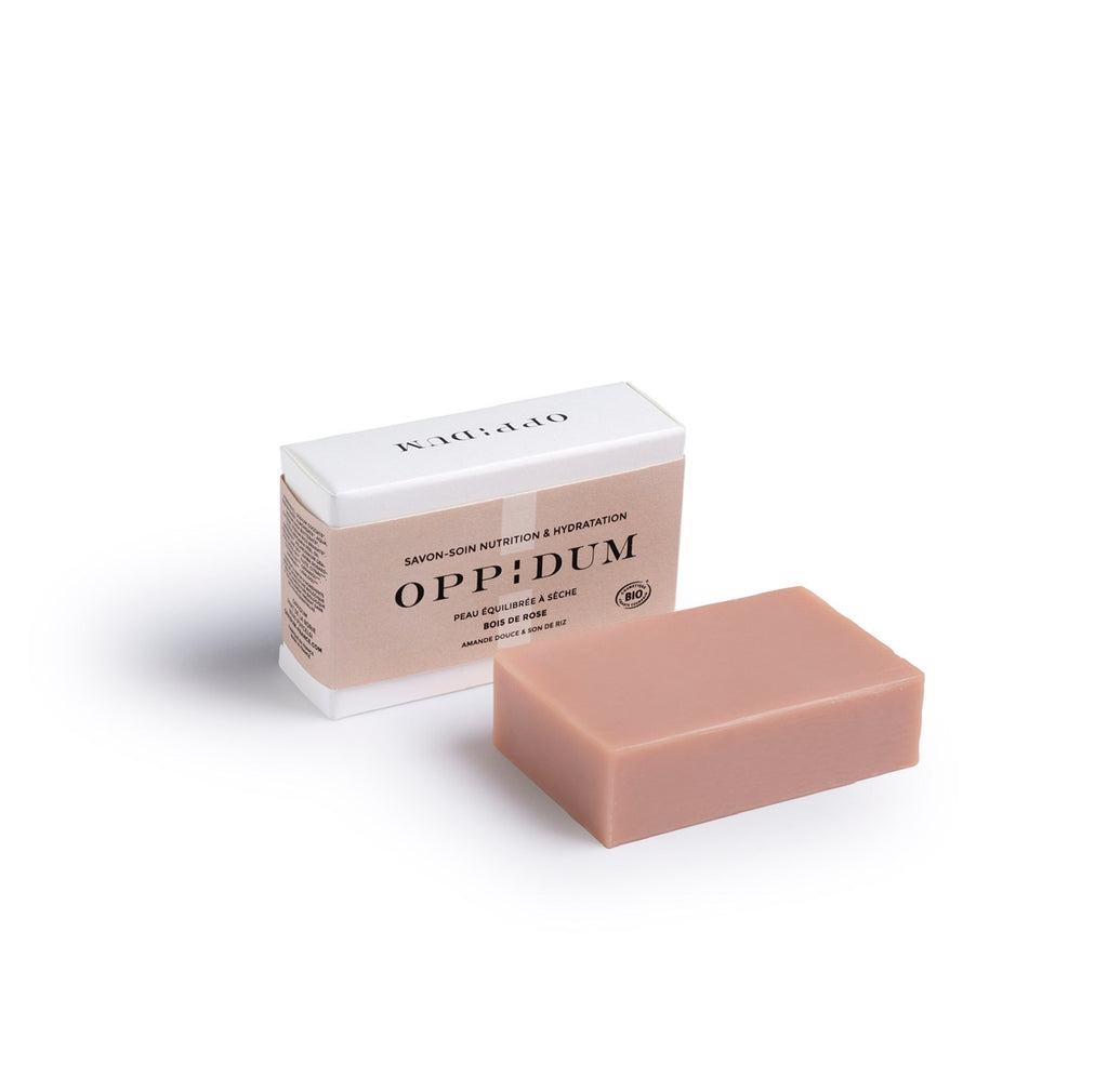 Rosewood Body Soap/Savon Bois de Rose