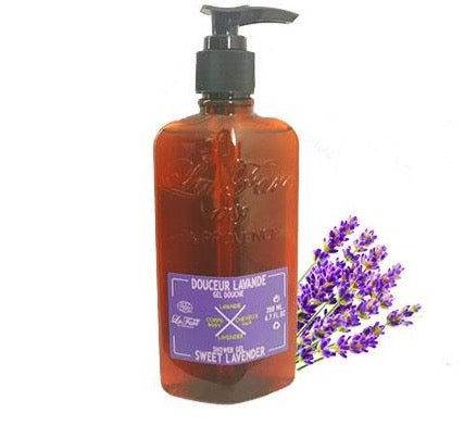 Sweet Lavender Shower Gel/Douceur Lavande