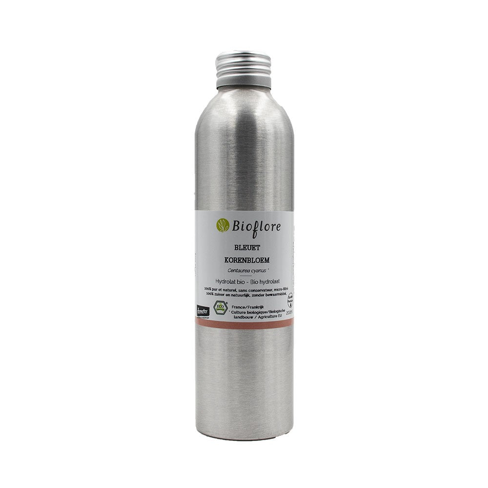 Coming Soon! Bleuet Hydrolat with spray-nozzle