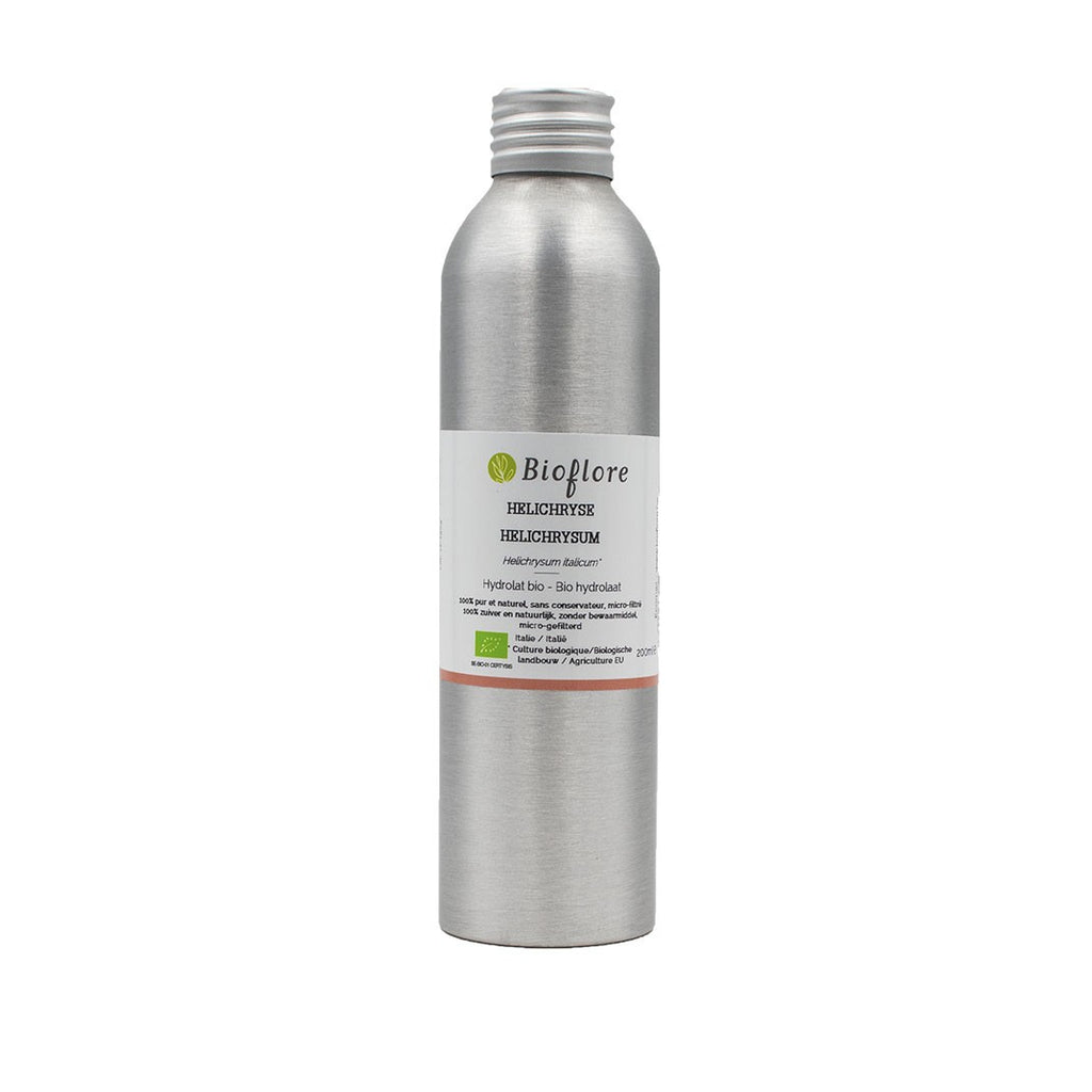 Coming Soon! Helichryse Immortelle Hydrosol with spray-nozzle