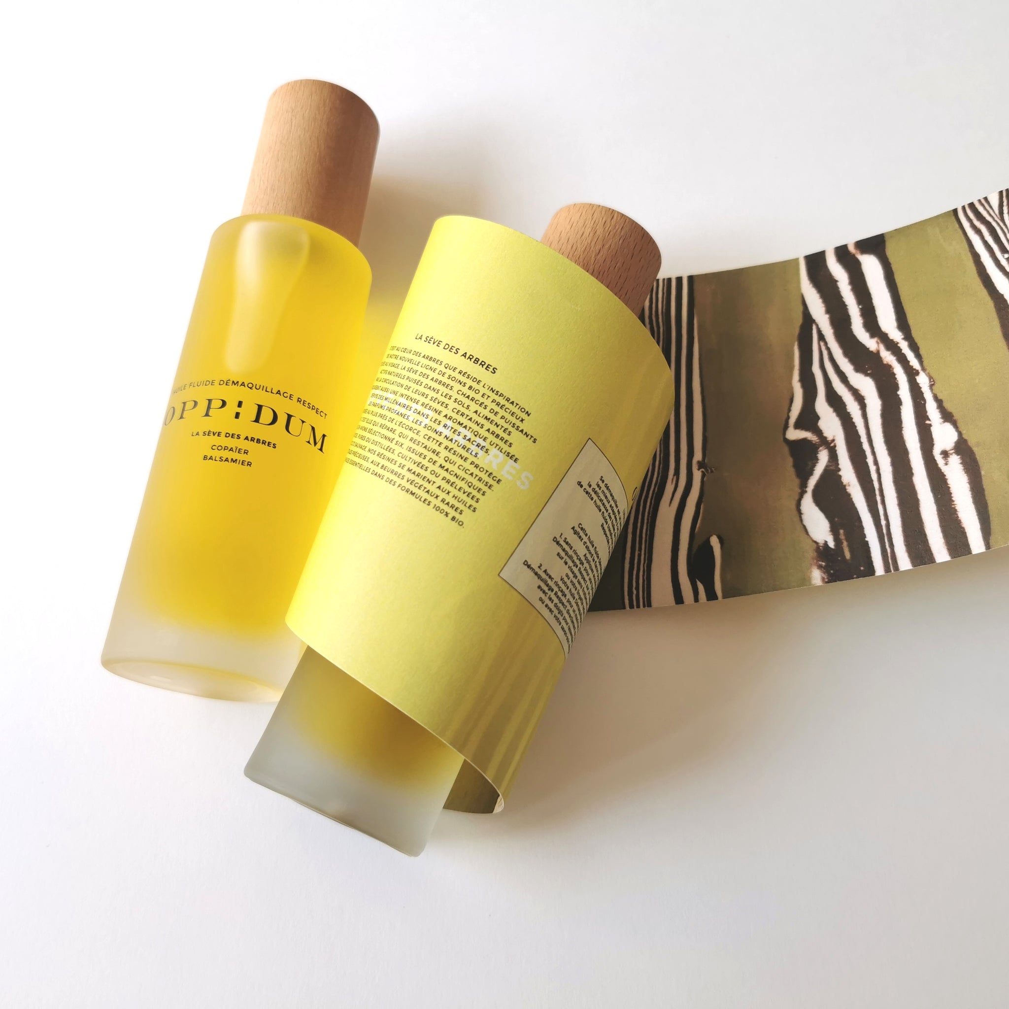 RESPECT CLEANSING OIL - La Sève Des Arbres collection