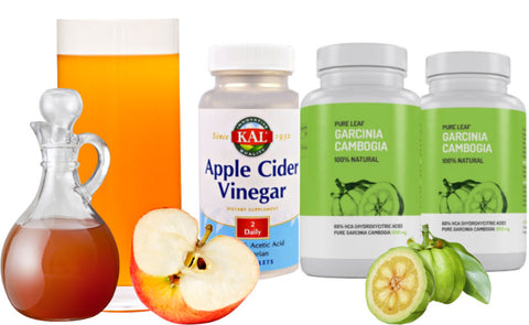 Garcinia and Apple Cider Vinegar