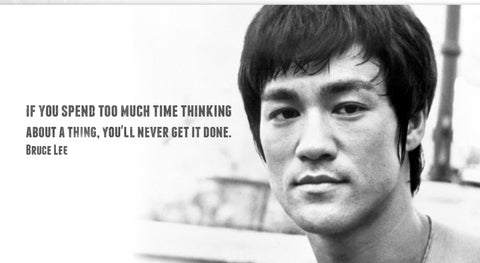 Bruce Lee quote inspirational
