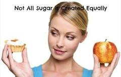 Not all sugar is equal