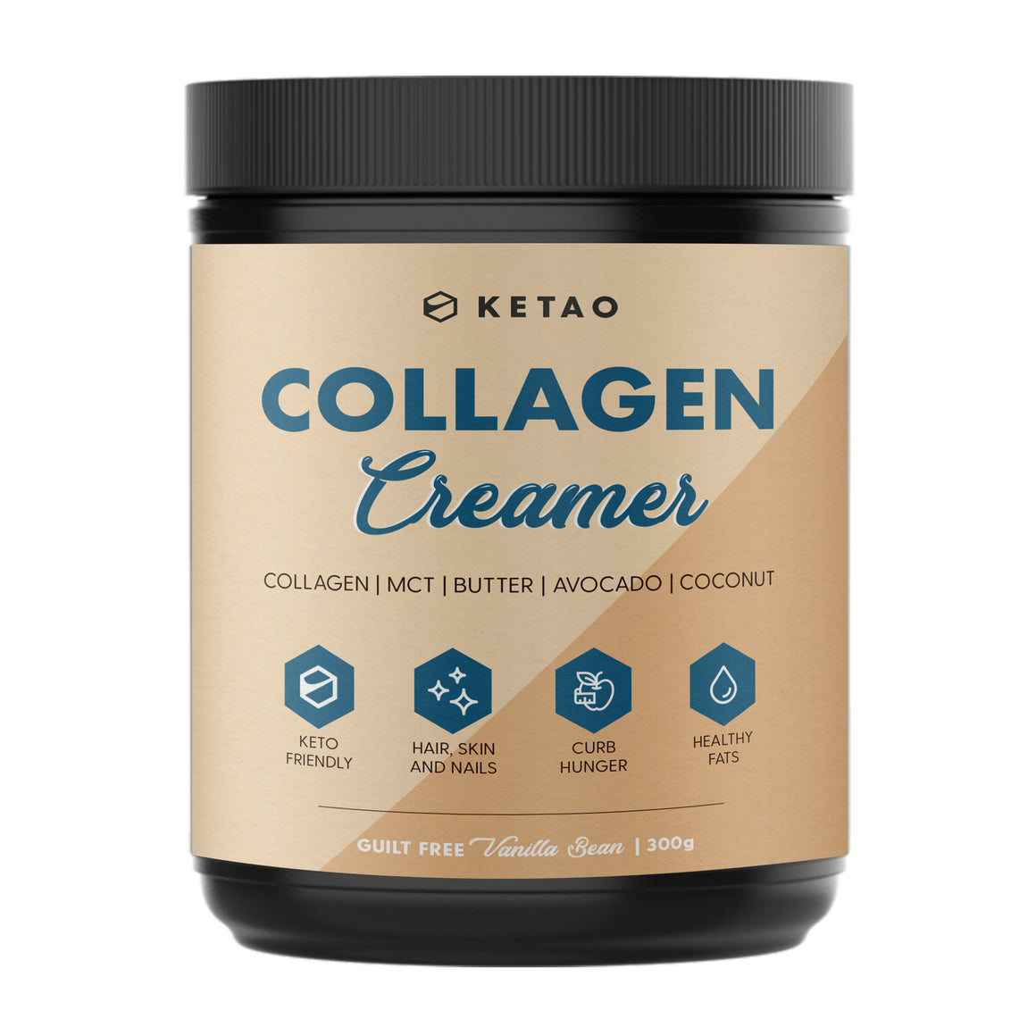 Collagen Creamer - Keto friendly delicious creamer
