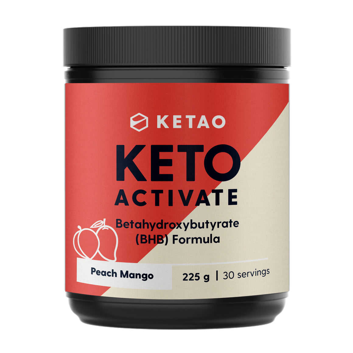 Keto Activate - Exogenous Ketones with Yerba Mate