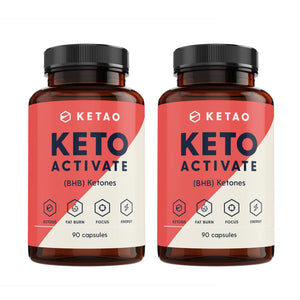 Keto Activate 90 Capsules - Australian Made