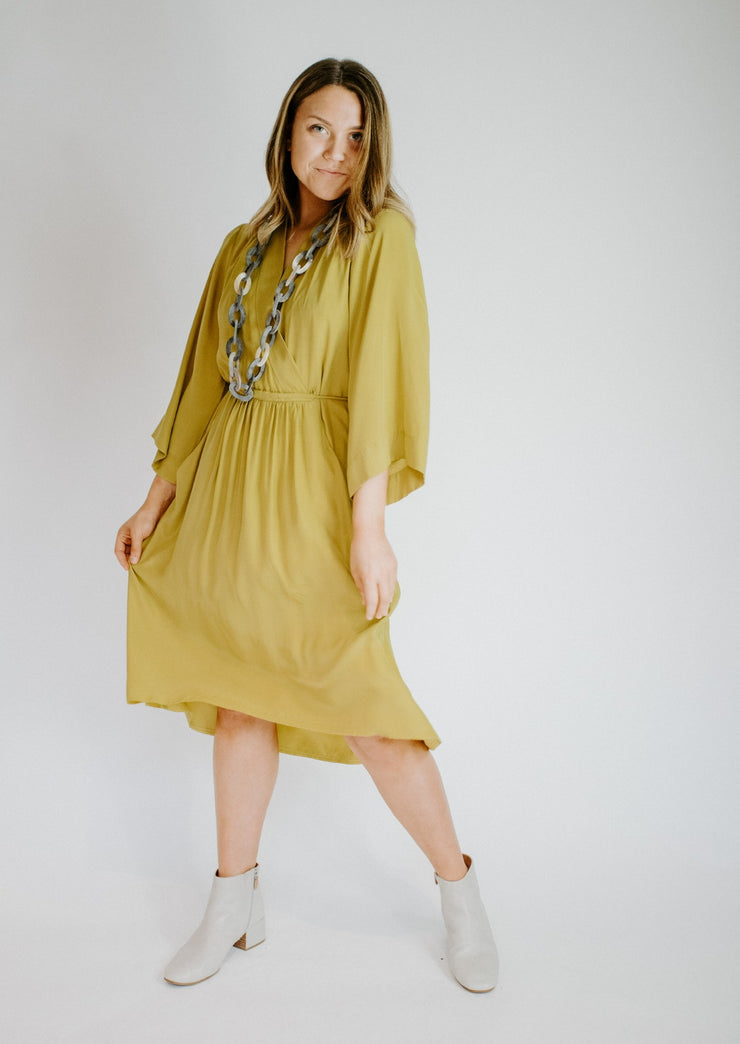 Go Silk Effortlessly Dress