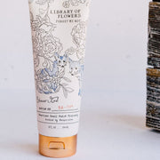 Library of Flowers Forget me not shower gel