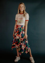 Ba&sh Jupe Maia skirt