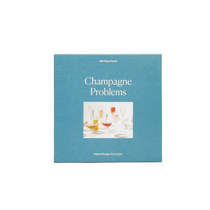 Champagne problems 500 piece puzzle