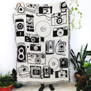 Calhoun throw blanket