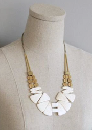 David Aubrey Pebble Necklace