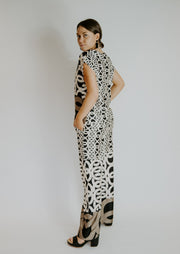 Summum Printed Pants