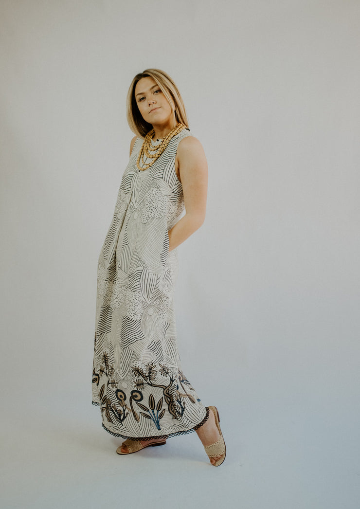 Ottod'Ame Forest Dress