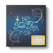 Tooth fairy book and kit