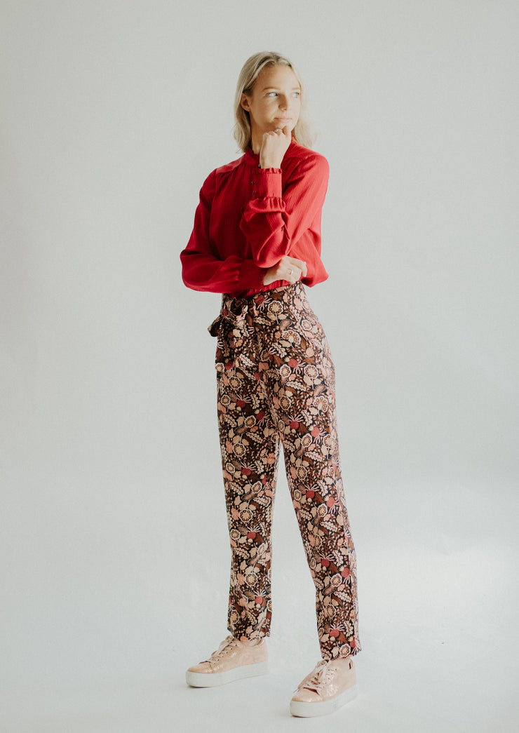 Scotch & Soda Floral Pant