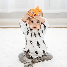 Pretty Please Boutique Teethers - Apricot Bunny Teether