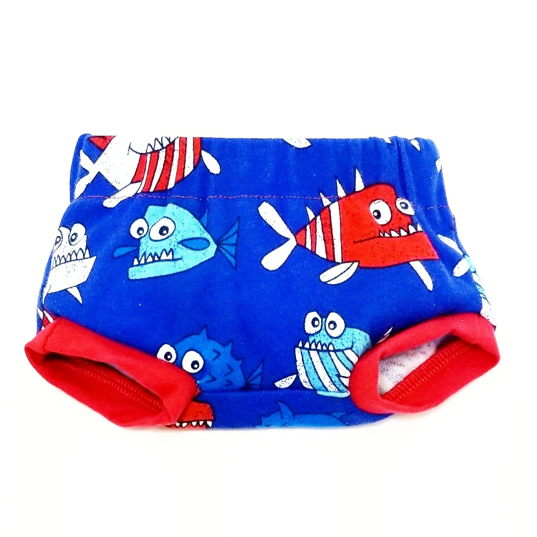 Baby Bum Shorts (Piranha)