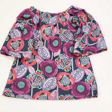 DribbleBabies Tunic Dress (purple flowers) - Dribblebabies