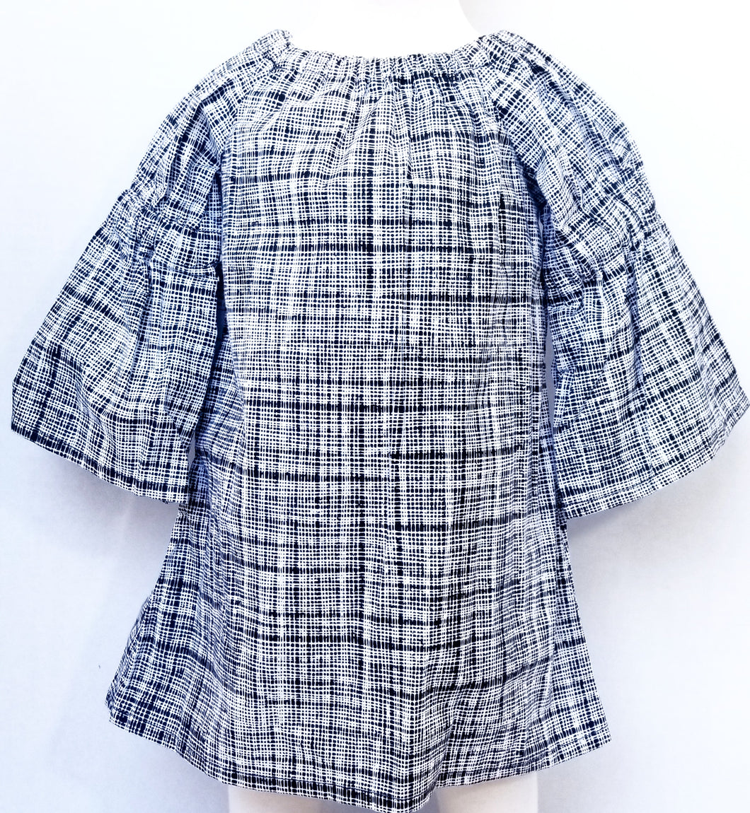 DribbleBabies Tunic Dress (Hashtag Frenzy)