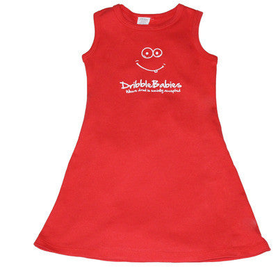 DribbleBabies Red Dress - Dribblebabies - 2