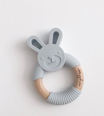 Pretty Please Boutique Teethers - Riverstone Bunny Teether
