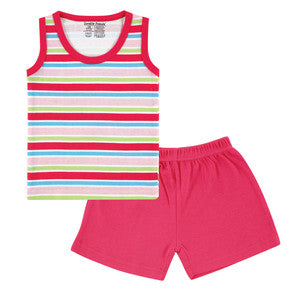 Tank Top and Shorts Set - Dribblebabies
