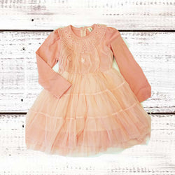 Vintage Princess Dress - Dribblebabies - 1