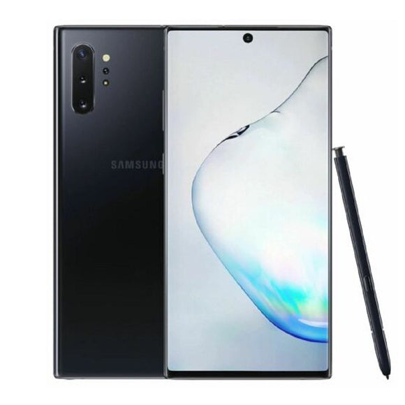 Samsung Galaxy Note 10+ N9750 12GB 256GB Aura Black
