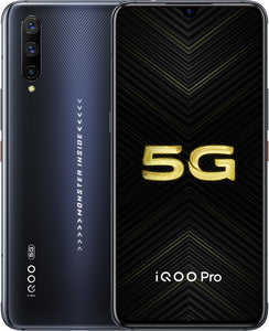 "Vivo IQOO Pro 5G 6.41"" FHD+ Super AMOLED Screen 12GB 256GB Dual Sim Unlocked"