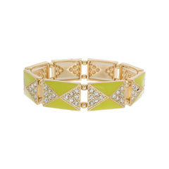 LIME CONNECTION BRACELET