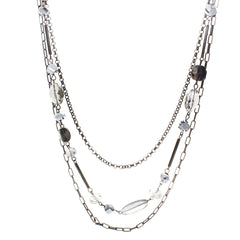 LARA MULTI STRANDS NECKLACE